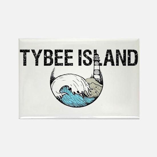 Tybee Island, Ga Fridge Magnet Magnets