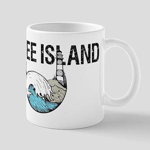 Tybee Island, Ga Coffee Mugs