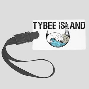 TYBEE ISLAND, GA Luggage Tag