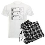 Gravity Men's Light Pajamas