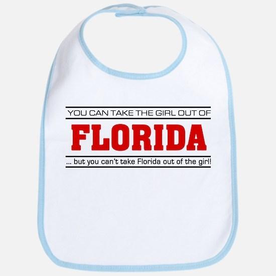 'Girl From Florida' Bib