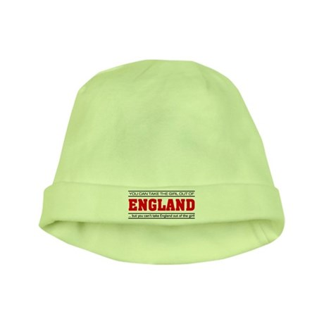 'Girl From England' baby hat