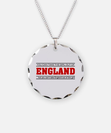 'Girl From England' Necklace