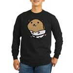 Hamster Long Sleeve Dark T-Shirt