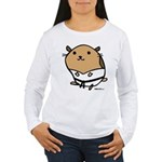 Hamster Women's Long Sleeve T-Shirt