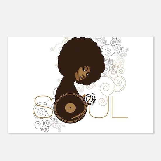 Soul III Postcards (Package of 8)