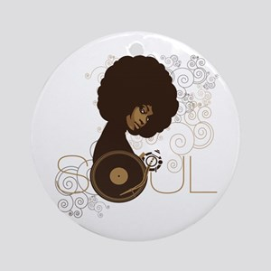 Soul III Ornament (Round)