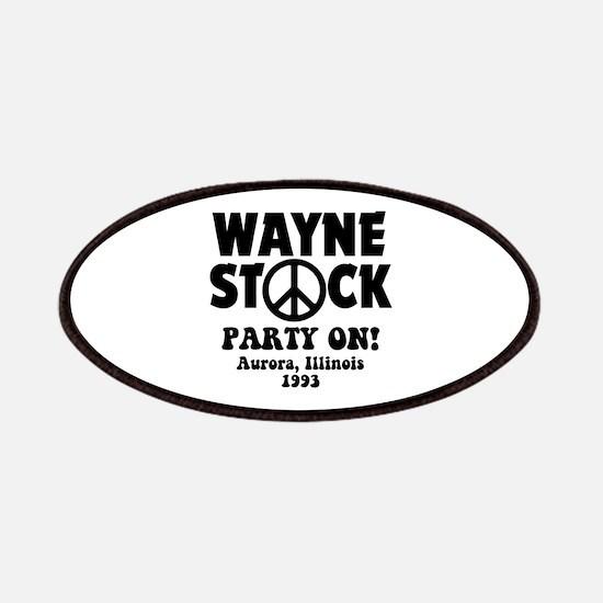Wayne Stock Patches