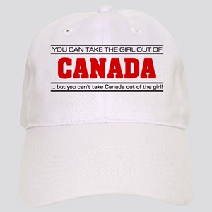 'Girl From Canada' Cap