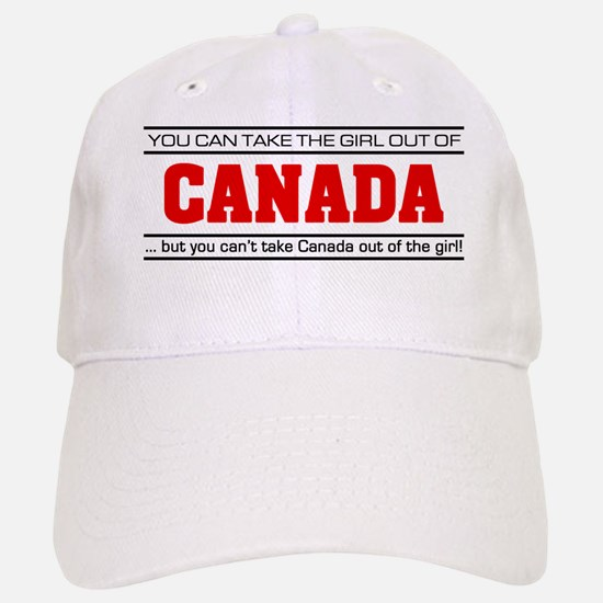 'Girl From Canada' Hat