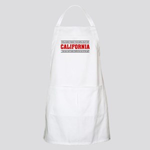 'Girl From California' Apron