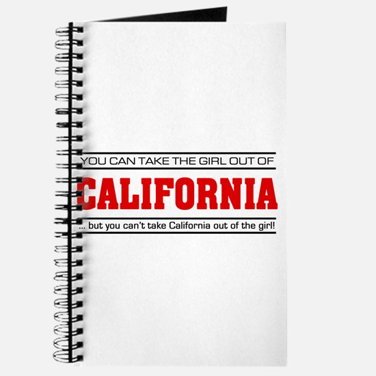 'Girl From California' Journal