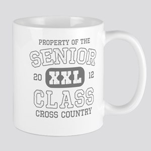 Senior 2012 Cross Country Mug