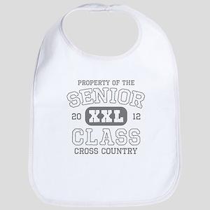 Senior 2012 Cross Country Bib