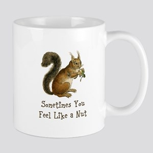 Nutty Squirrel Mug