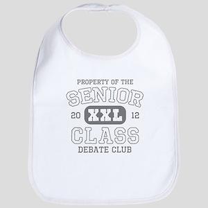 Senior 2012 Debate Club Bib