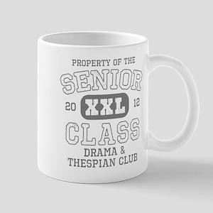 Senior 2012 Drama Thespian C Mug
