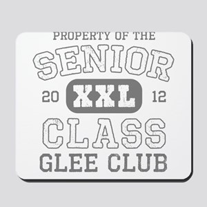 Senior 2012 Glee Mousepad
