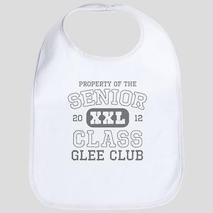 Senior 2012 Glee Bib