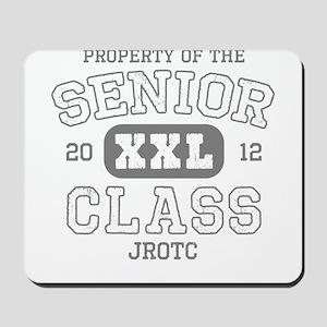 Senior 2012 JROTC Mousepad