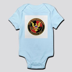 Anti Terrorist Unit RED Infant Creeper