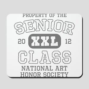 Senior 2012 National Art HS Mousepad