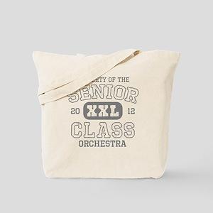 Senior 2012 Orchestra Tote Bag
