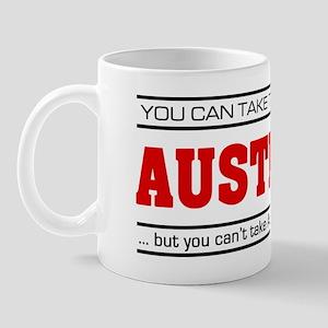 'Girl From Australia' Mug