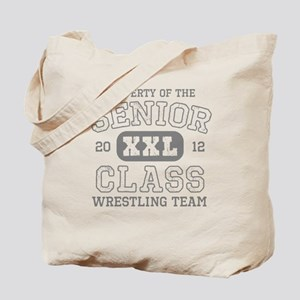 Senior 2012 Wrestling Tote Bag