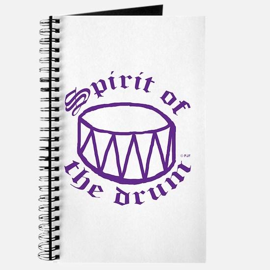 SPIRIT OF THE DRUM™ Journal