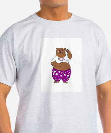 tired bear T-Shirt