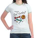 Vegan Halloween Jr. Ringer T-Shirt
