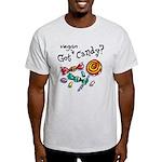 Vegan Halloween Light T-Shirt