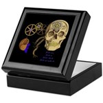 Steampunk Magnetic Visions Keepsake Box