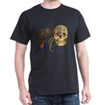 Steampunk Magnetic Visions Dark T-Shirt