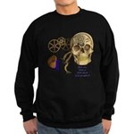 Steampunk Magnetic Visions Sweatshirt (dark)