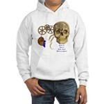 Steampunk Magnetic Visions Hooded Sweatshirt