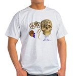Steampunk Magnetic Visions Light T-Shirt