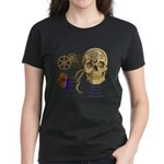 Steampunk Magnetic Visions Women's Dark T-Shirt