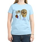 Steampunk Magnetic Visions Women's Light T-Shirt