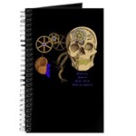 Steampunk Magnetic Visions Journal