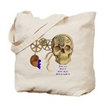 Steampunk Magnetic Visions Tote Bag