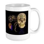 Steampunk Magnetic Visions Large Mug