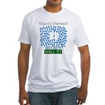 Occupy Wall Street what 99% l Fitted T-Shirt