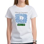 Occupy Wall Street what 99% l Women's T-Shirt