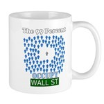 Occupy Wall Street what 99% l Mug