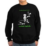 Cycling Hazard - Kamikaze Squ Sweatshirt (dark)