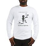 Cycling Hazard - Kamikaze Squ Long Sleeve T-Shirt