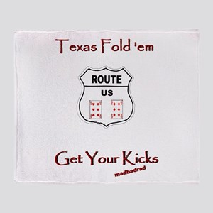 TFE Get Your Kicks Throw Blanket