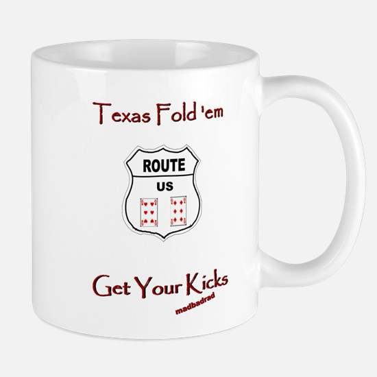 TFE Get Your Kicks Mug